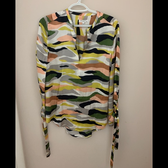Equipment Tops - Equipment Silk Blouse NWT